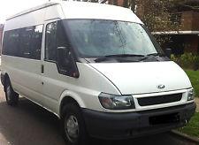 15 seater transit minibus for sale