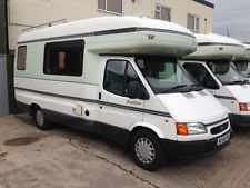 ford transit camper automatic