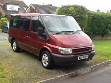ford transit tourneo for sale