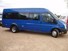 minibus 2.4tdci for sale