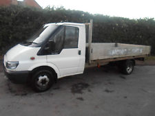 transit dropside for sale